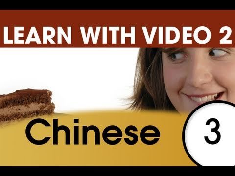 Learn Chinese with Video - Top 20 Chinese Verbs 1