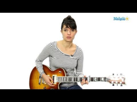 How to Play Everywhere by Michelle Branch on Guitar
