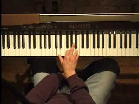 Piano Lesson - A Minor Blues