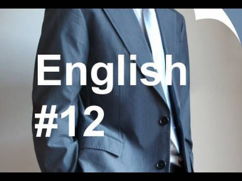 Learn Easy English Lesson #12 (American Accent) Clothing