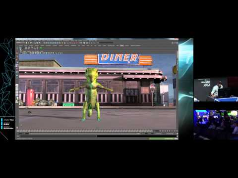 Autodesk® Maya® Entertainment Creation Suite with Autodesk® Flare™ (1/2)