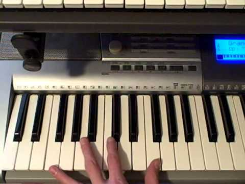 How to Play E.T. By Katy Perry ft. Kanye West on Piano
