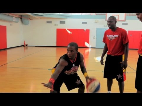How to Play Basketball: Basketball Moves / Spin Moves