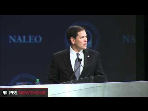 Watch Marco Rubio's Full Speech on Immigration at NALEO