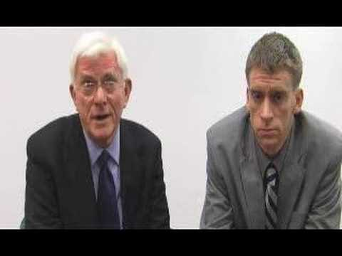 Body of War: Phil Donahue & Iraq Vet Tomas Young