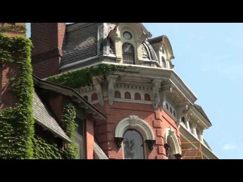 Harry Packer Mansion, Jim Thorpe PA
