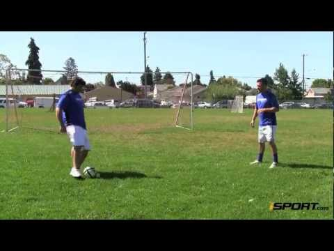 How to Receive the Ball in Soccer