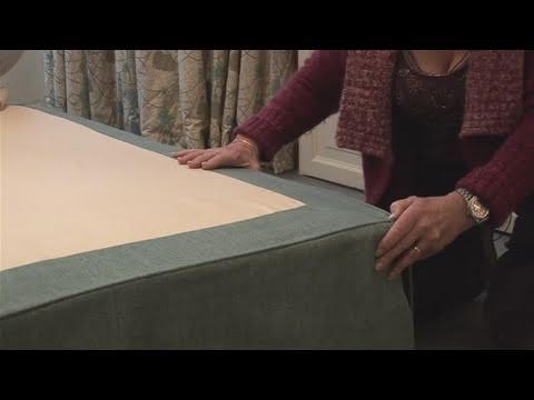 How To Create Bed Valance