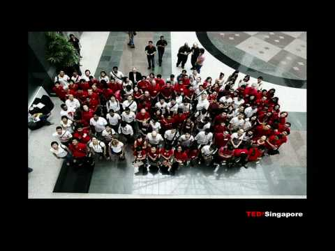 TEDxTokyo - ララ・スタイン  - パトリック・ニューウェル - 05/15/10 - (日本語)