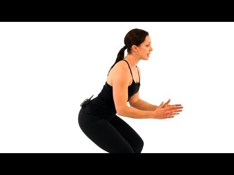 How to Do a Squat | Boot Camp Workout for Women
