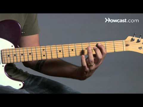 How to Play Guitar: Beginners / Pentatonic Scale: Pattern 1 Extended
