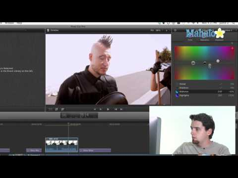 New Color Correction Features - Final Cut Pro X