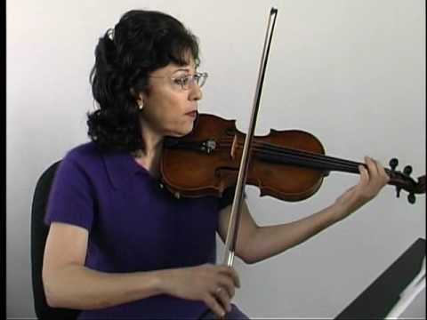 "Violin Lesson - Song Demo - ""The Star Spangled Banner"""