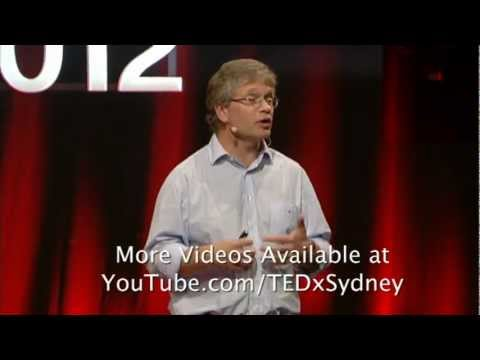 TEDxSydney - Professor Hugh Durrant-Whyte -- What is a Robot?