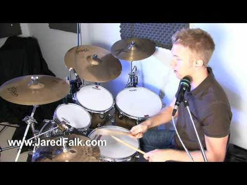 Jared Falk | Speed Building Exercise Around The Drums