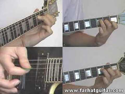 stairway to heaven led zeppelin part 3.2 2008 farhatguitar.com
