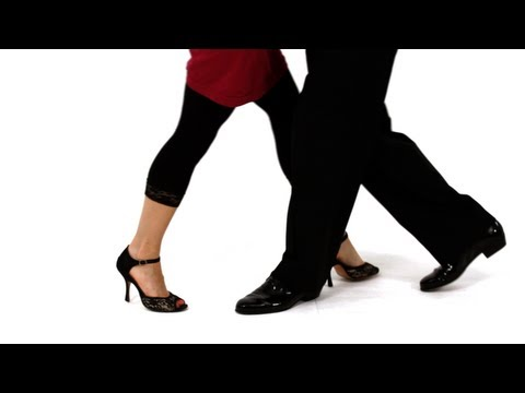Dancing the Argentine Tango: Rock Step (Cadencia)