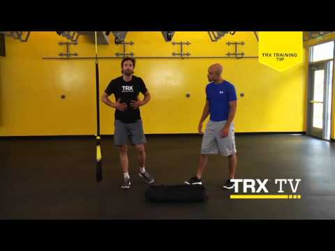 TRX TV: August Training Tip: Week 2