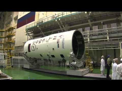 Expedition 32/33 Crew Prepares for Launch in Kazakhstan
