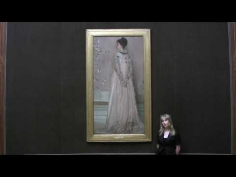 "Joanna Sheers: Whistler's ""Symphony in Flesh Colour and Pink"""
