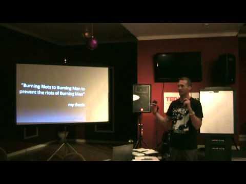 TEDxBayArea - Ryan Blair - Saving Jobless Youth, Before they Revolt