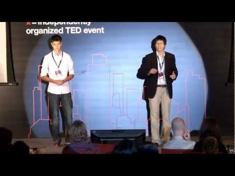 TEDxMongKok - Andrew McBain and Vincent Wang - us bad educate; are problem