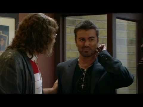 Little Britain meet George Michael - Classic Comic Relief