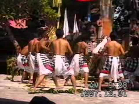 Barong Dance in Bali (4)