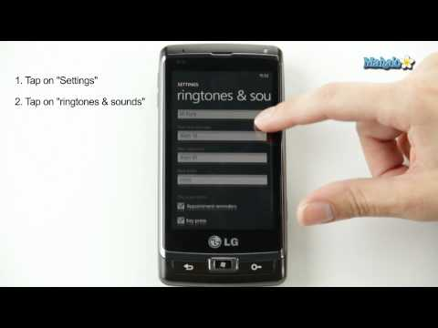 How to Change Sounds on the Windows Phone 7