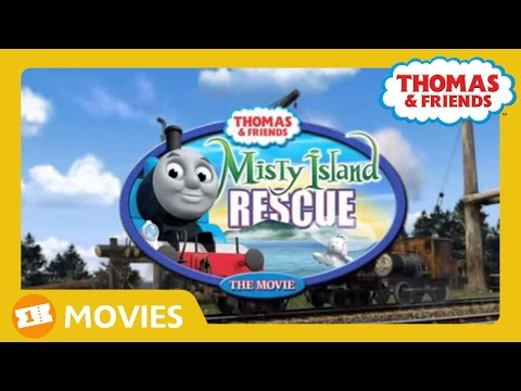 Thomas & Friends: US Misty Island Rescue DVD In Stores Now!