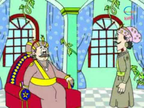 Animated Stories - Akbar Birbal Short Stories - Kids Videos - English