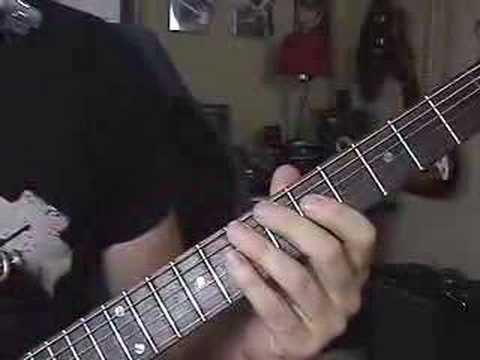 Guitar Lesson Inspired By Carlos Santana lead guitar