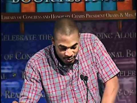 Terrance Hayes: 2011 National Book Festival
