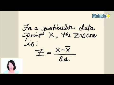 Statistics: Z-Scores