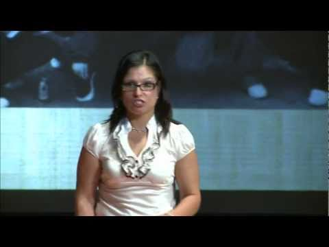 TEDxSantaCruz: Gina Castaneda - Uniting Rival Teen Gang Members Through Soccer