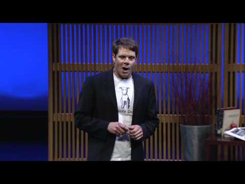 TEDxSoCal - Justin Rudd - Life is Good, and Getting Better!