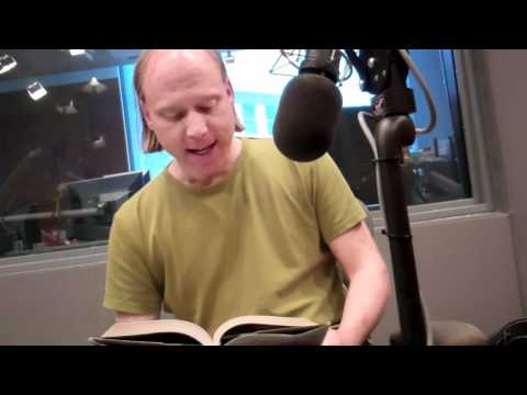 "The World: Mark Anderson reads from ""The Day the World Discovered the Sun"""
