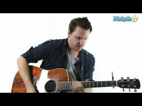 """How to Play """"Slide"""" by Goo Goo Dolls on Guitar (Practice Video)"""