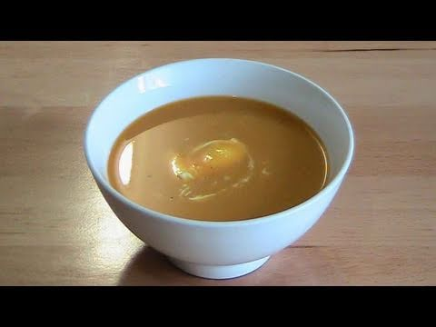 Roast Butternut Pumpkin Soup - RECIPE