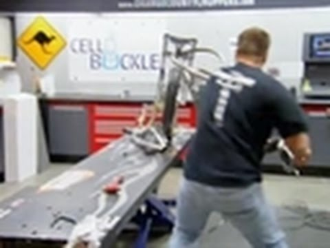 American Chopper - Jason Ruins a Bike Build
