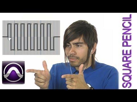 Square Pencil Tool - Pro Tools 9