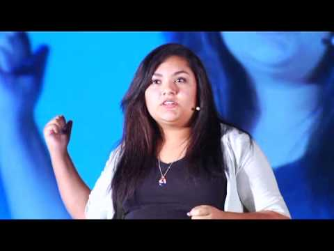 Be The Change:  Emily Lopez at TEDxSunRiver