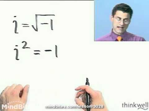 College Algebra: Rewriting Powers of i