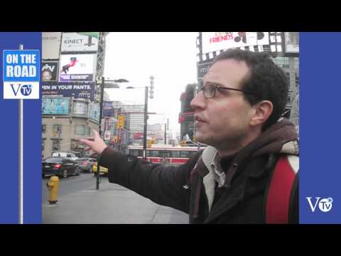 On the Road #09 Kyle in Canada