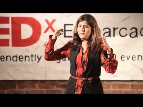 TEDxEmbarcadero - Nilofer Merchant - Ideas and Innovation