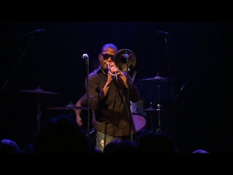Trombone Shorty Brings Funk to New Orleans Big Brass Tradition