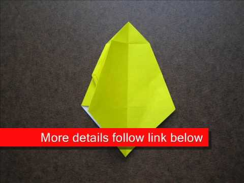 How to Fold Origami Star Jar - OrigamiInstruction.com