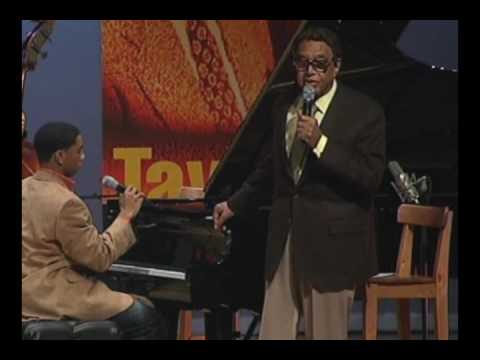 Billy Taylor Trio Meets the Young Musicians - Part 1