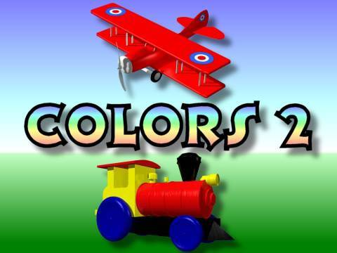 Children's: Colors 2