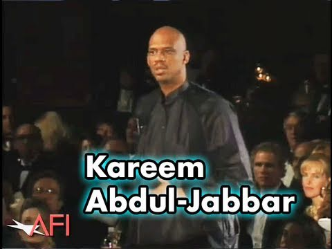 Kareem Abdul-Jabbar Salutes Jack Nicholson at AFI Life Achievement Award